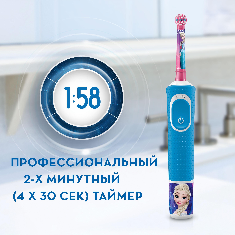 Электрическая зубная щетка ves